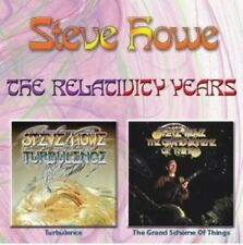 Steve Howe - The Relativity Years [New CD]