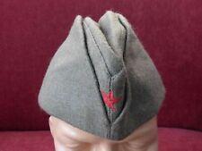 SFRJ YUGOSLAVIA - AN ORIGINAL SOLDIER TITOVKA CAP - SIZE 58