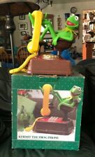 Kermit the Frog Phone Rotary Dial ATC American Telecommunications Corporation