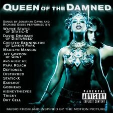 QUEEN OF THE DAMNED SOUNDTRACK CD OST NEW+