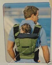 BONDOLINO # ergonomische Komfortrage für Babys Bauchtrage Rückentrage BABYTRAGE
