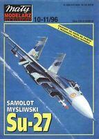 GENUINE PAPER-CARD MODEL KIT -Fighter Su-27