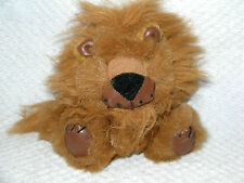 "PLUSH  CHILDREN'S BOOK CHARACTER FUZZLINS ""LUDWIG LION"" TOY 1997"