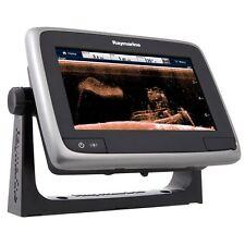 "Raymarine a78 Wi-Fi 7"" Mfd Chirp Downvison ClearPulse & Cpt-100 Navionics Gold"