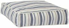 Waggo Sublime Stripe Square Dog Bed - Small