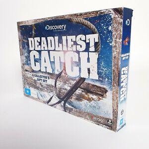 Deadliest Catch Collectors Gift Set 9 x DVD TV Series Free Postage Region 4 AUS