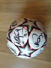 More details for signed gillingham fc football club adidas finale ball size 5 gift bundle
