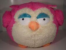 "Squishable GIANT Pink Owl Soft Plush Stuffed Animal Pillow 48"" Around 15"" Tall"