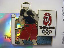 Beijing 2008 Olympic Pin - Boxing