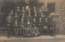 Genealogy Postcard - Ancestors - Group of Men & Boys, Weston-Super-Mare RS22503