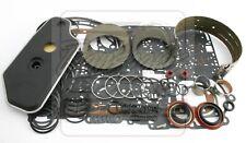 Ford Ranger Explorer A4LD Transmission Less Steel Rebuild Kit 90-95 +Filter Band