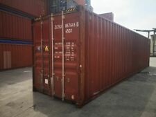 Used Shipping / Storage Containers 40ft High Cube Baltimore, MD $3150