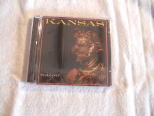 "Kansas ""Masque"" 2001 Remastered cd 2 bonus tracks  New Sealed"