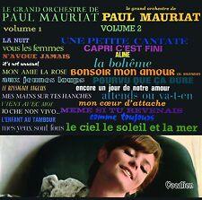 Paul Mauriat & His Orchestra Le Grand Orchestre de Paul Mauriat - Vols.1 & 2