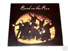 PAUL McCARTNEY ~ BAND ON THE RUN ~DCC 24-KARAT GOLDCD STILL FACTORY SEALED!