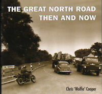 Local History Road Transport Book: THE GREAT NORTH ROAD THEN AND NOW
