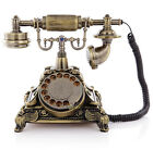 * High Grade European Style Old process Restoring Antique Ancient Dial Telephone