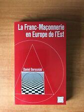 LA FRANC-MACONNERIE EN EUROPE DE L'EST