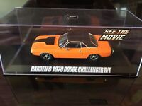 FAST & FURIOUS DARDEN'S 1970 DODGE CHALLENGER R/T 1/43 GREENLIGHT
