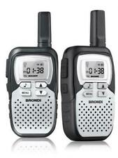 Brondi FX Compact Sport Plus Coppia di Walkie Talkie PMR446 con Display