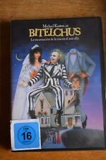 Beetlejuice - Lottergeist - Tim Burton ,Michael Keaton, Geena Davis DVD Deutsch