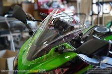 Motodynamic Race Series Windscreens Windshield Kawasaki Ninja 300 2013-17 CLEAR