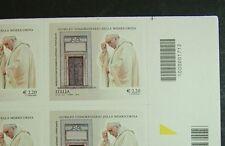 Italia 2015 Giubileo straordinario 1 singolo  codice a barre 1712