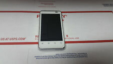 ZTE Muve Music N8000 (Cricket) White Smartphone Mobile Phone Unit 4378