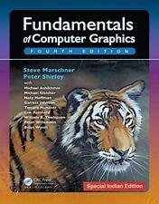 New:Fundamentals of Computer Graphics  by Steve Marschner 4ed INTL ED