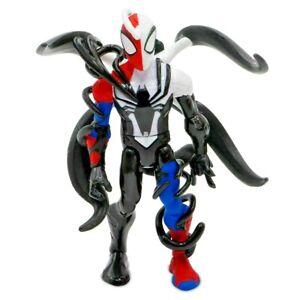 Disney/MARVEL Toybox  Venomized Spider-Man Spiderverse Action Figure - EXCLUSIVE