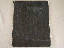 1938 THE DRAGON WAHS Warren Area High School - Pa - Yearbook - Free S/H