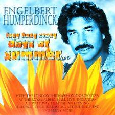 NEW.CD.Engelbert Humperdinck.Lazy Hazy Crazy Days of Summer.Last Of Stock!
