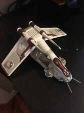 Galoob Star Wars Action Fleet MicroMachines SAGA Republic Gunship  -  NIB