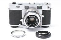 RARE Ricoh S 3 35mm Film Rangefinder Riken Ricoh 4.5cm f/ 2.8 JAPAN 200867