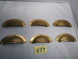 Brass Drawer Handle Set