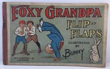 1905 Foxy Grandpa Flip-Flaps By Bunny Color Strips