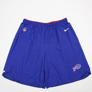 Buffalo Bills Nike Dri-Fit Athletic Shorts Men's Blue Used