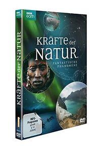 Kräfte der Natur [DVD/NEU/OVP]die Schönheit und Leistungsfähigkeit unserer Natur