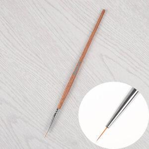 Long Hair Nail Art Liner Brush Ultra-thin Line Drawing Pen  Design Tool