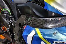 SUZUKI GSX-R 1000 2009-2016 K9 L6 Carbon Fiber Frame Covers Protectors Guards