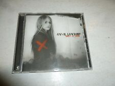 AVRIL LAVIGNE - Under My Skin - 2004 UK edition 13-track CD album