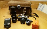 Minolta Spiegelreflexkamera XG2