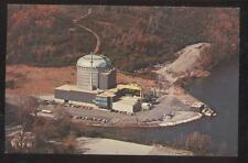 POSTCARD PHILADELPHIA PENNSYLVANIA PA PEACH BOTTOM ATOMIC POWER STATION 1960'S