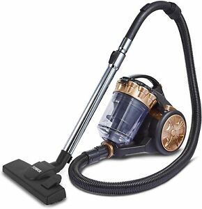 Tower T102000BLG RXP10 Cylinder Vacuum Cleaner 700 W 2-in-1, Rose Gold