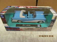 NewRay City Cruiser Collection Die Cast 1955 Buick Century  1:43 MIB