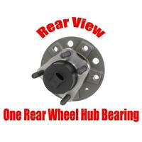 100% New ONE Rear Wheel Hub Bearing for Saab 900 1994-1998 9-3 1999-2003