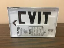 Exitronix Direct View Led Emergency Exit Sign