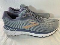 Brooks Adrenaline GTS 20 1202961B073 Running Shoes, Women's Size 10 B, Purple