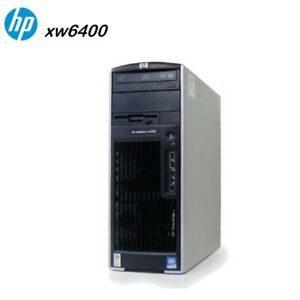 HP XW6400 Workstation Computer Intel Xeon 5150 Dual Core 1TB 4GB Windows 10