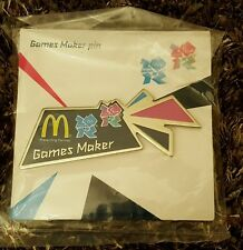 Games Maker Pin London 2012